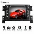 Для Suzuki Grand Vitara Dvd-плеер Автомобиля GPS DVD + Радио + BT + USB + SWC + MP4