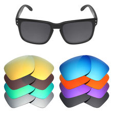5e7e471a9b8fc Mryok 20+ Color Choices Polarized Replacement Lenses for - Oakley Holbrook Sunglasses  Lenses(Lens Only)