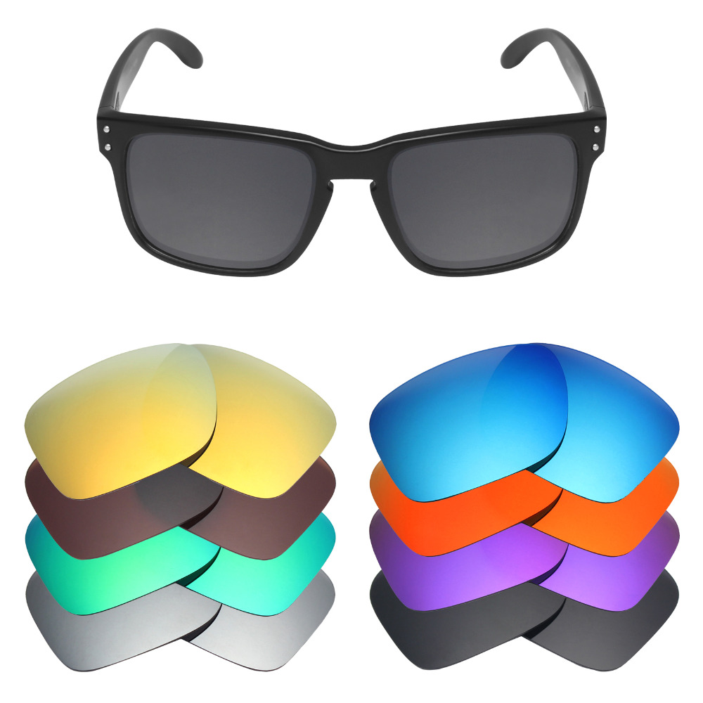 f778596d4bd70 Mryok 20 + opciones de Color lentes polarizadas de repuesto para lentes de sol  Oakley Holbrook (solo lentes)
