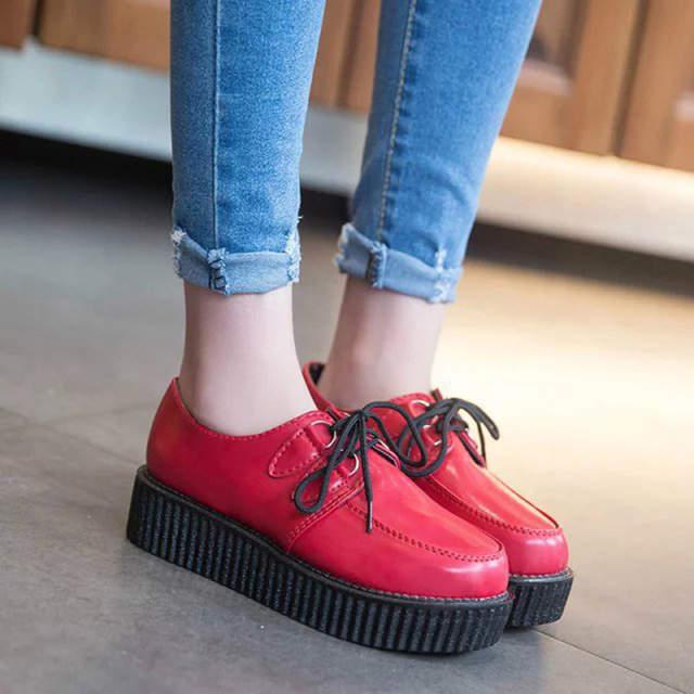4e6ee19508a placeholder Sapatas das mulheres 2018 moda ballet flats as sapatilhas das  mulheres plus size de algodão de