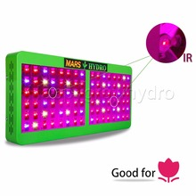 MarsHydro Reflector 480W led plant Grow Light Full Spectrum Panel IR Blue Red White