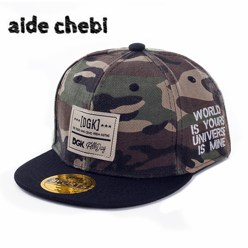 [aide chebi] caps baseball cap dgk hat gorras planas Flat Hip Hop gorra for men women casquette hats chapeu touca homme