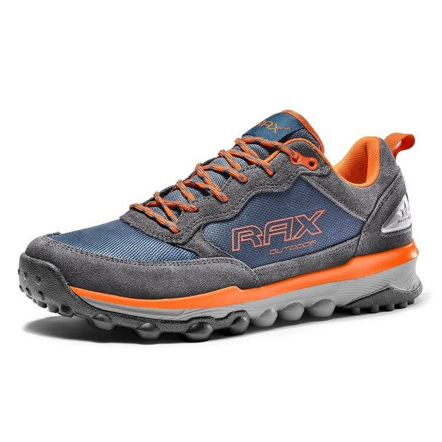 RAX Men's Outdoor Waterproof  Hiking Shoes