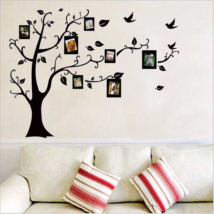 Aliexpresscom  Buy HotFamily Tree Wall Decal Remove Wall - How to remove wall decals