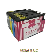 Vilaxh For HP 932 933 compatible Ink Cartridges For HP 932xl 933xl for hp Officejet 6100 6600 6700 7110 7610 7612 printer