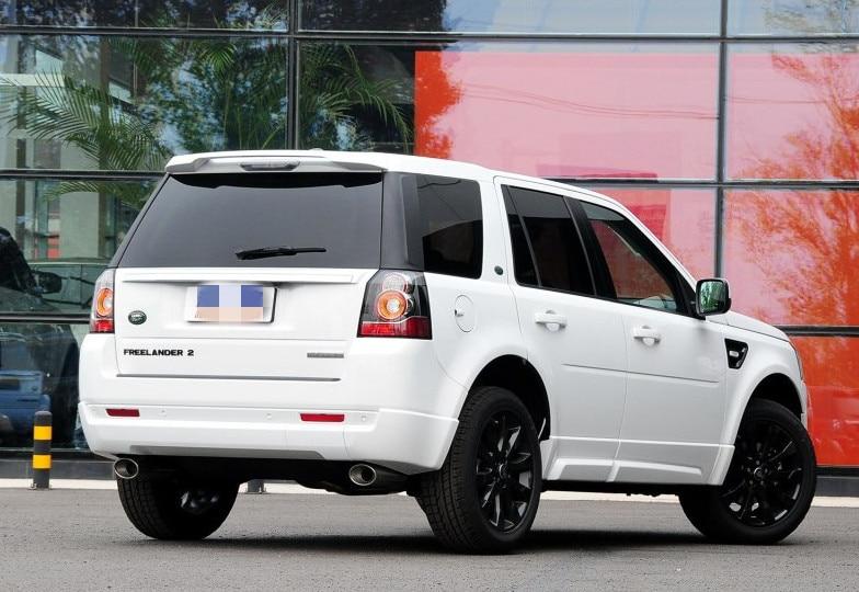 Para Land Rover Freelander 2 Spoiler de alta calidad ABS material maletero Wing Primer y 2007 para hornear 2008 2009 2010 2010 2012 2013 - 2