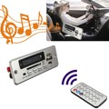 Red Digital LED Display DC 5v USB TF Radio MP3 Decoder Board Wireless Audio Module For Car With Remote controller DIY Modules