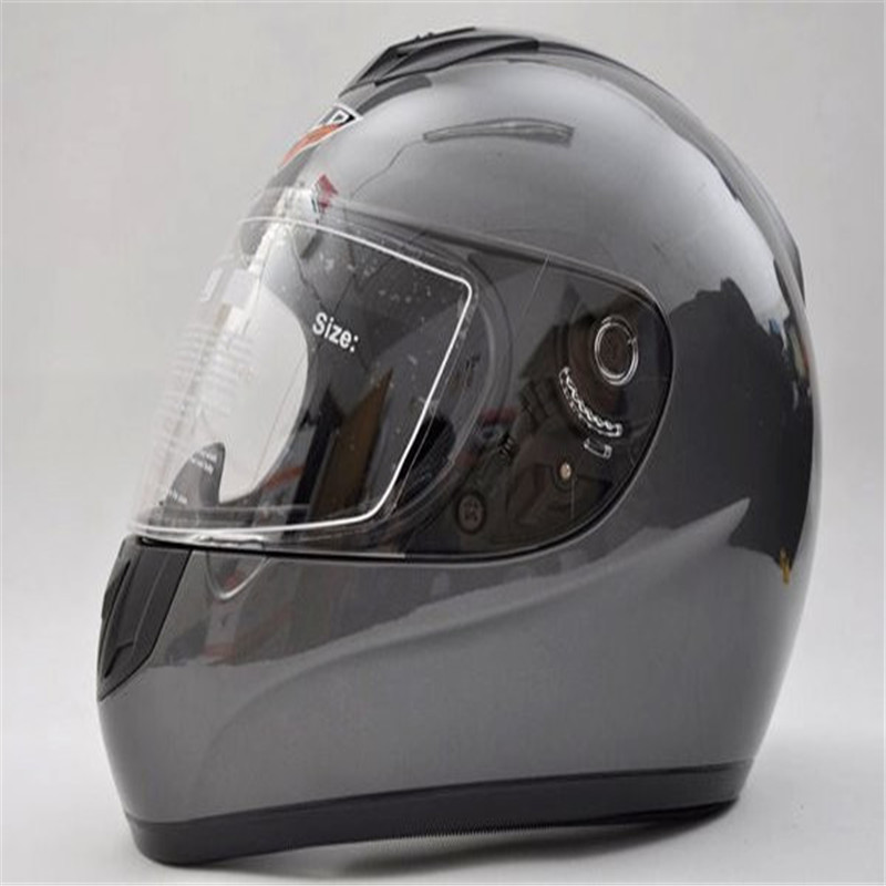ФОТО free shipping New Paulo color gray Motorcycle Helmets,High Quality Winter Helmet,Full face helmet S-600