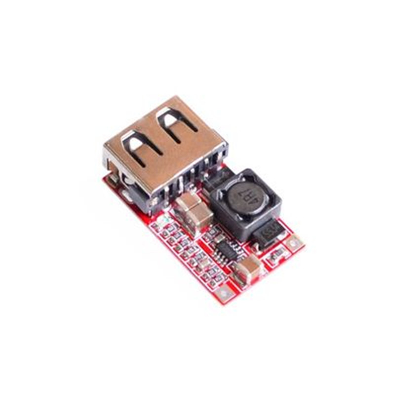 DC 6-24V 12V/24v to 5V USB Output Charger Step Down Power Module Mini DC-DC Step Up Boost Module Power Adjustable Buck Converter pka2211pi 24v 5v 25w dc dc power supply module