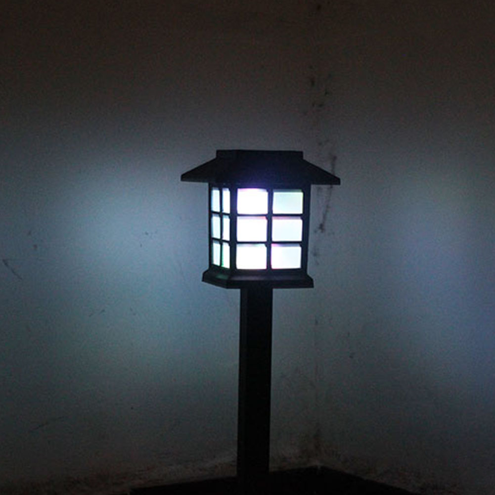 Solar Power Buried Light Under Ground Lamp Outdoor Path Way Garden Decking Warm/cool White Fast Color Led Underground Lamps