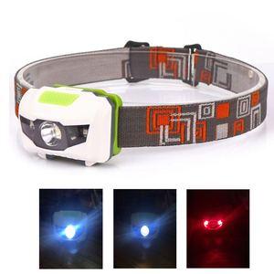 Image 2 - AloneFire HP30 4Mode lightweight Waterproof Headlight CREE LED Camping Head lamp Proyector Running Head light Headlamp AAAbattey