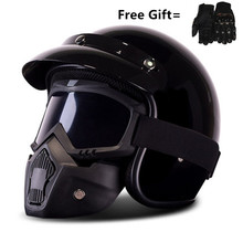 HOT Sale Motorcycle Helmet off road motorbike open face moto cross helmet MTB DH racing helmet capacetes DOT approved цена в Москве и Питере