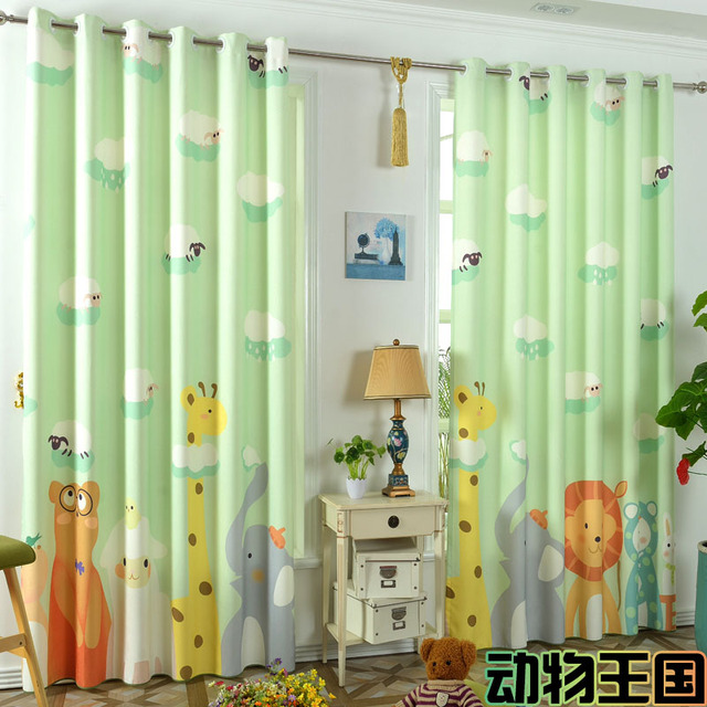 Aliexpress.Com : Buy New Design Animal Kingdom Children Room Linen