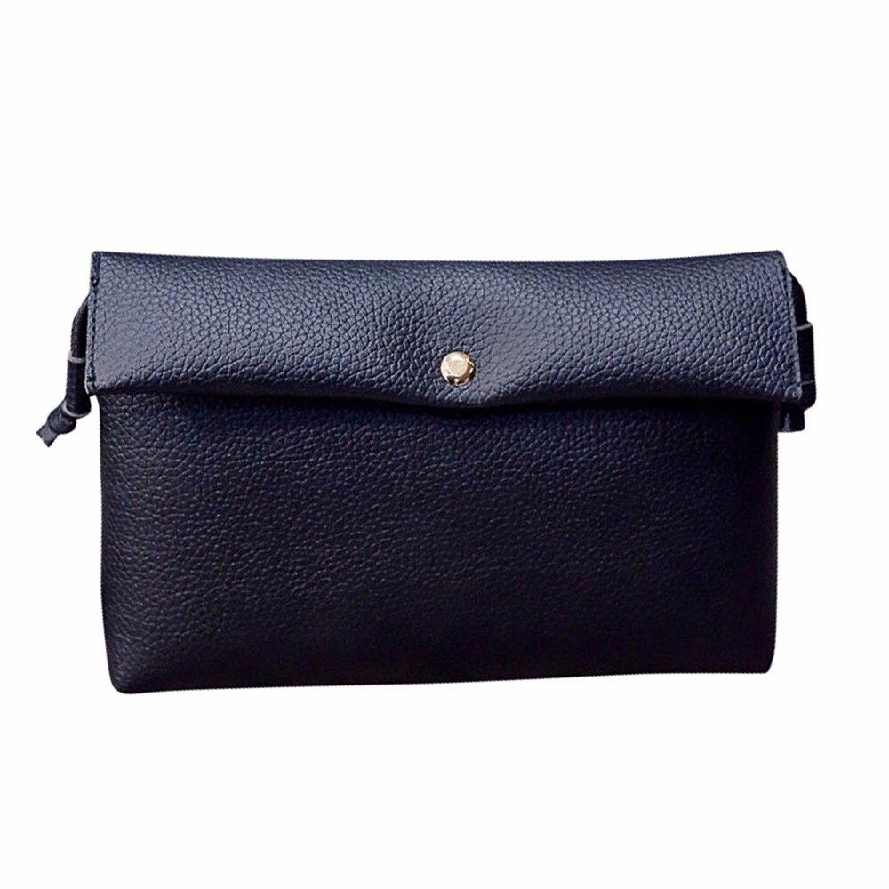 Xiniu Для женщин кожаная сумка портмоне держателей карт сумки на плечо сумка-мессенджер Новое поступление Винтаж Мода известный сумки на плеч...