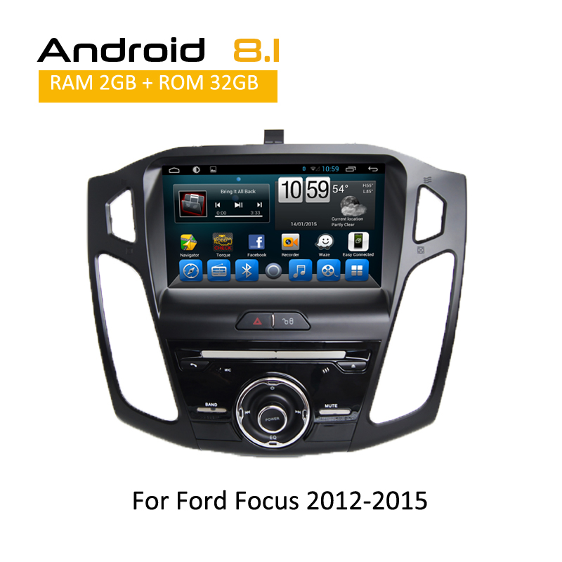 android 2 din car dvd player gps glonass for ford focus. Black Bedroom Furniture Sets. Home Design Ideas