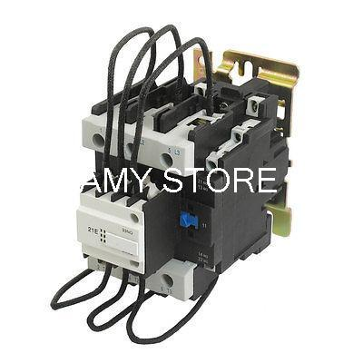 CJ19-80 Ui 500V 24V Coil 80A Pole 1NO Changeover Capacitor AC Contactor rated current 50a 3poles 1nc 1no 110v coil ith 80a ac contactor motor starter relay din rail mount