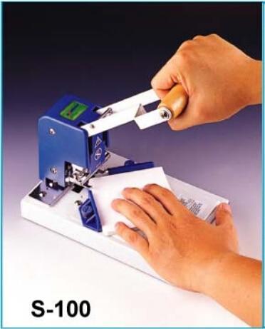 S 100 R6 S 200 D21 BateRpak Desktop paper corner cutter manual paper books sheet photo
