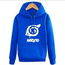 Unisex Naruto Print Sweatshirt Hoodies