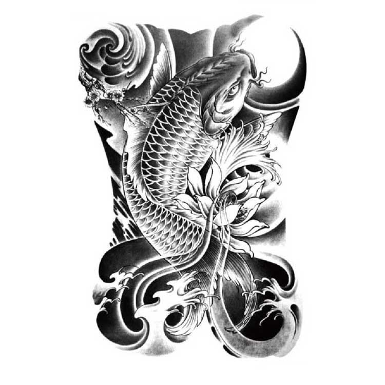 Tatuajes De Carpas Koi Best Japons With Tatuajes De Carpas Koi