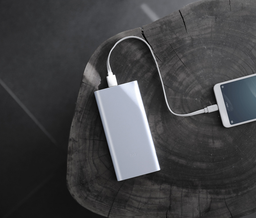 10000mAh Power Bank 15W Quick Charge with Dual USB Output 25