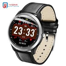 Smart Bracelet N58 Heart Rate ECG Alarm Multi-Sports Mode Watch Waterproof Large Battery for Iphone Smartwatch Men Gift