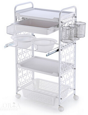 The New 2016 Beauty Salon Cart. Super Practical Beauty. Beauty Tool. Beauty Trolley