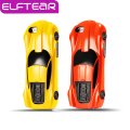 Elftear cool racing car phone case para iphone 5 5s 6 6 s 6 Mais 6 s Mais Duro Telefone Tampa Traseira Com Suporte