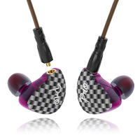 2018 Newest Yinyoo Pro BA DD Hybrid In Ear Earphone Balanced Armature With Dynamic Noise Cancelling