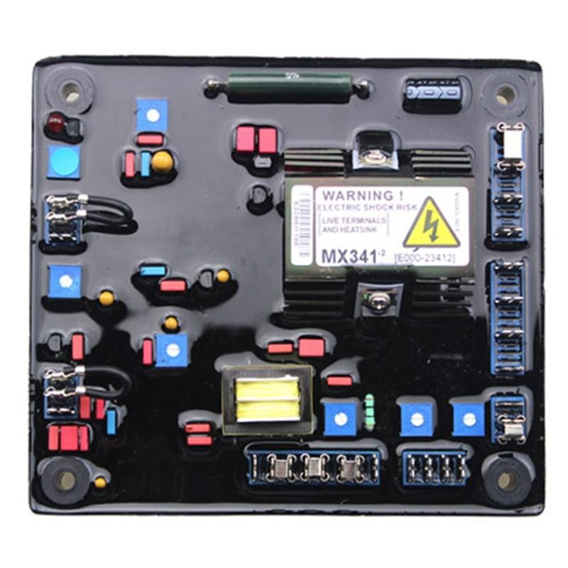 MX341 red capacitors Generator AVR+fast shipping стоимость