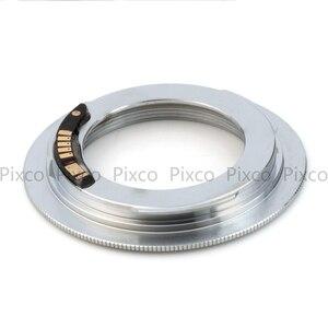 Image 3 - Pixco Flens pak voor EMF AF Bevestig Adapter M42 Schroef Mount Lens Pak voor Canon (D) SLR Camera