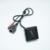 Mini ip cámara 1.0MP ONVIF HD 720 P H.264 P2P CCTV de Vigilancia IP Cámara Del Teléfono Móvil 3.7mm MIni lente