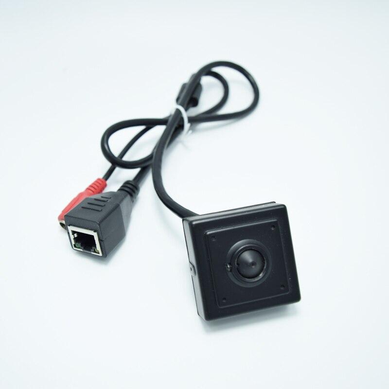 mini ip camera 1.0MP ONVIF HD 720P H.264 P2P Mobile Phone Surveillance CCTV IP Camera 3.7mm MIni lens hot sale mini hd camera ip 4 0mp onvif h 264 h 265 cctv ip camera 1080p hd mini pinhole lens p2p home video surveillance cameras