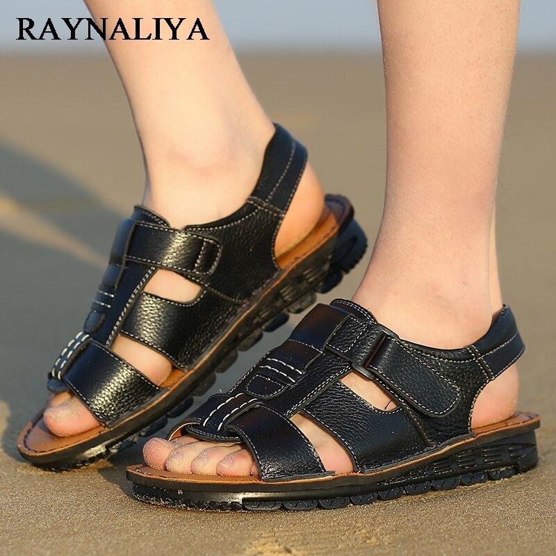 Fashion Men Beach Sandals Quality Comfortable Men Sandals Fashion Design Casual Men Sandals Shoes Summer Mesh Sandals BH-A0077