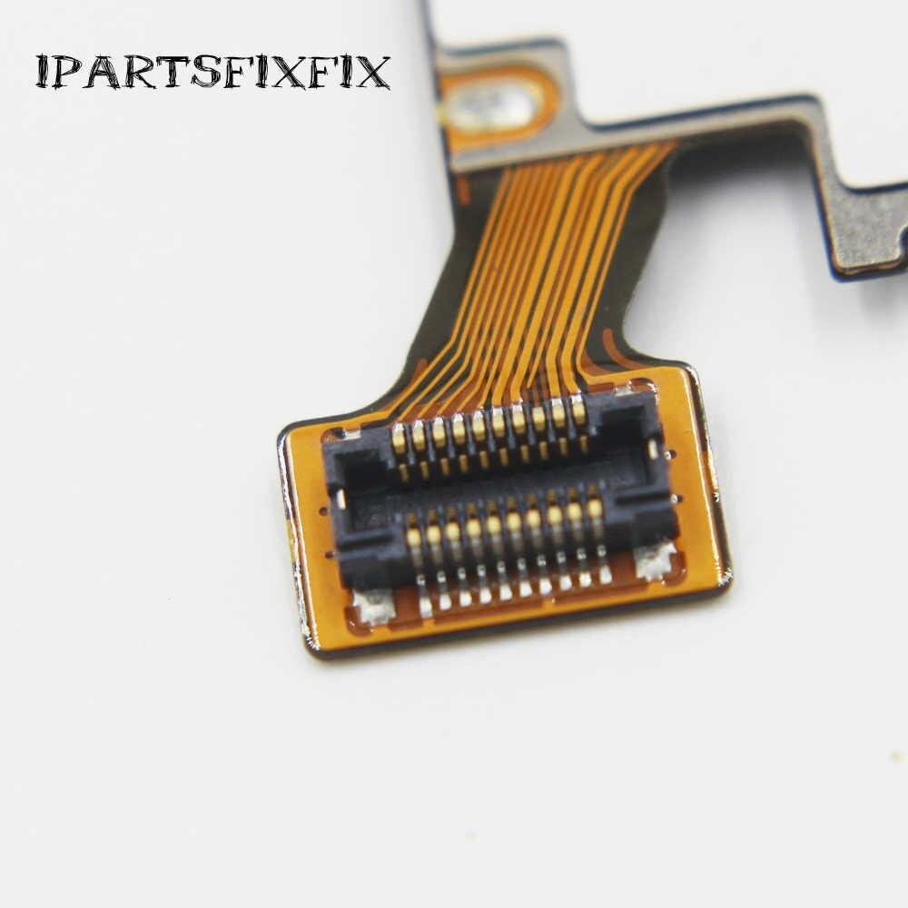 Para Samsung Nota II 2 i317 Sim Tray Titular Slot de Memória Flex Cable Fita