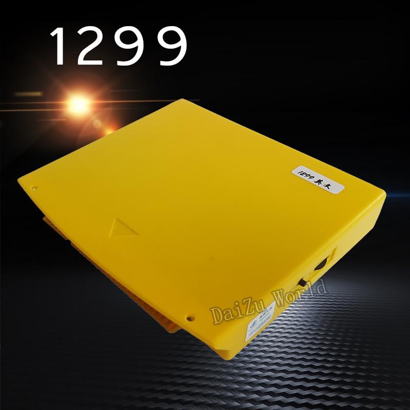 Free shipping 1299 in 1 Jamma Multi Pandora Board case ONLY VGA output DIY Pandora Arcade