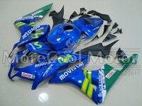 Kit Del Carenado del mercado de accesorios de Repuesto Para Honda CBR600RR F5 2007 2008 Movistar de la Carrocería de Plástico