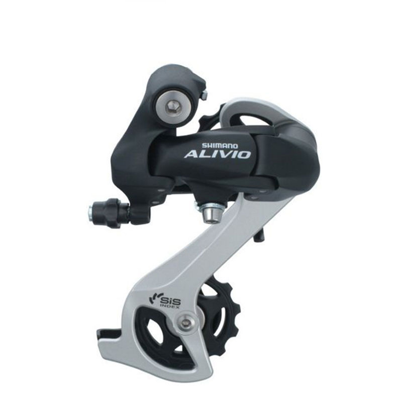 цена на SHIMANO ALIVIO RD M410 Rear Derailleur 7S 8S Speed MTB Bicycle Rear Derailleur