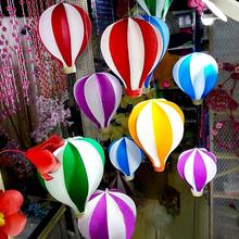 Colorful Hot Air Balloon Decoration Wedding Window Shop Mall Atrium Hanging Hot Air Balloon Birthday Party Wedding Decoration