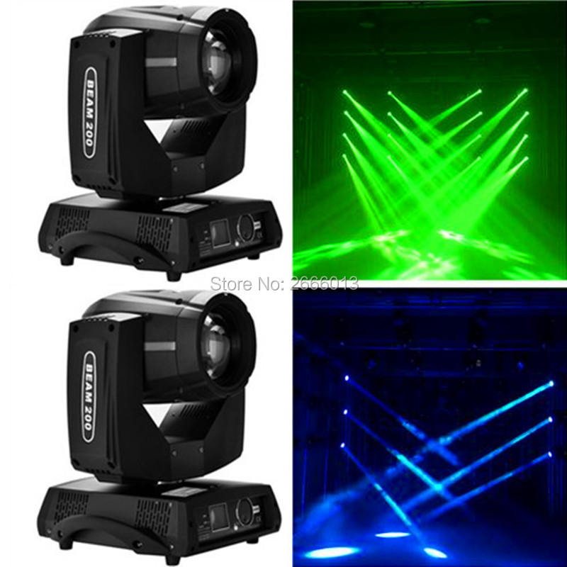 2pcs Factory sale Touch Screen 200W 5R BEAM Moving Head Light/DMX Stage lighing/Bar Dj Disco Beam Zoom Lights 200w SPOT light 2pcs lot high quality dmx touch screen light beam moving head light 330w sharpy 15r