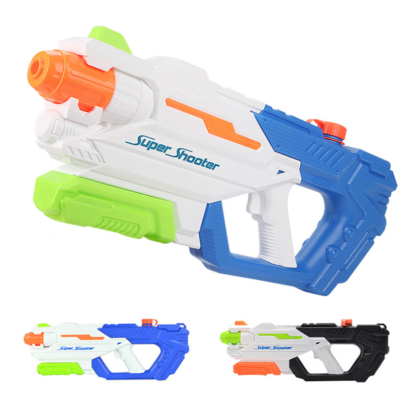3 Styles Large Capacity Long Range Summer Water Gun Toy Pool Toys Classic Children Beach Toy Water-splashing Festival Drift Toys