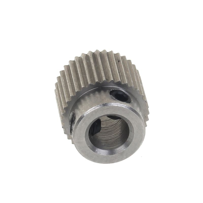 Pack of 5 MK7 Stainless Steel Extruder Drive Gear Wheel 5mm Bore CTC 3D Printer Parts