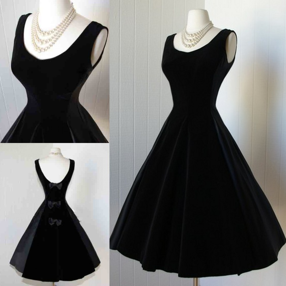 Fashionable 2018 Hot sexy bow vestido de festa longo Sleeveless A line Girls Party gown Black Short Mother of the Bride Dresses in Mother of the Bride Dresses from Weddings Events