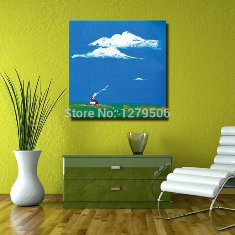 13 54 49 De Réduction Pas Cher Prix Simple Mur Peinture Abstraite Moderne Paysage Toile Art De Chine à Vendre En Ligne In Peinture Et Calligraphie