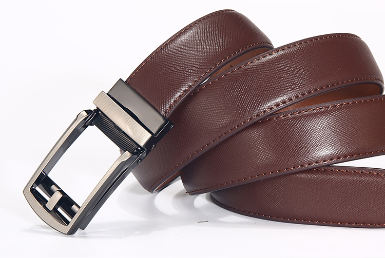 male genuine leather belt