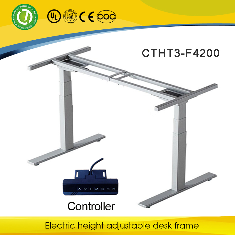 Amazing Automatic Adjustable Table Legs Linear Actuator For Height Download Free Architecture Designs Embacsunscenecom