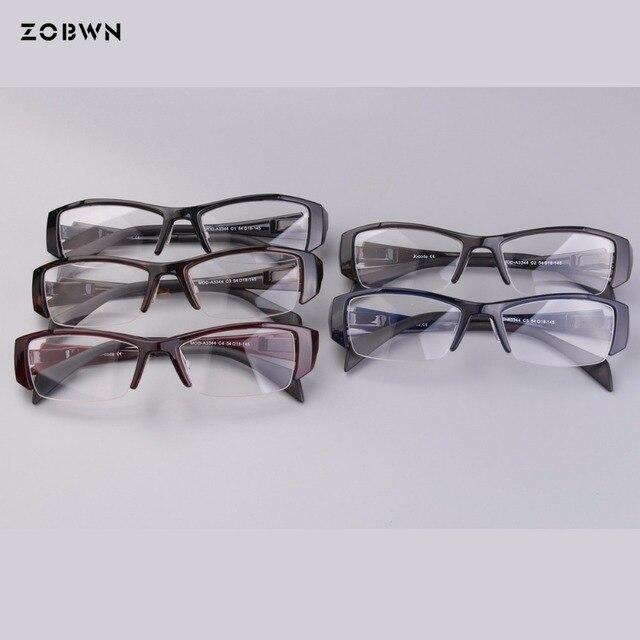 63dc137118f New branded designer Glasses Frame Eyeglasses Men women Frame Myopia Prescription  Glasses Oculos de grau Three-dimensional frame