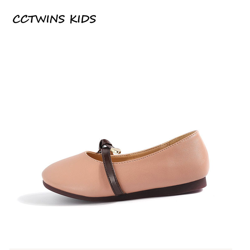 CCTWINS KIDS 2018 Autumn Children Pu Leather Mary Jane Baby Girl Fashion Princess Party Shoe Toddler Butterfly Flat GM2109 cctwins kids 2018 spring fashion pink princess butterfly shoe children genuine leather mary jane baby girl party flat gm1942