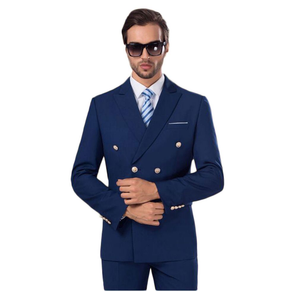 Online Get Cheap Navy 3 Piece Suit -Aliexpress.com | Alibaba Group
