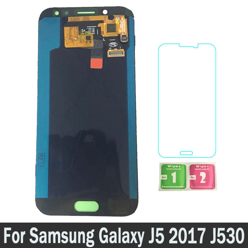 New Replacement Parts LCDs For Samsung Galaxy J5 2017 J530 J530F LCD Screen Display Touch Digitizer Assembly 100% Tested