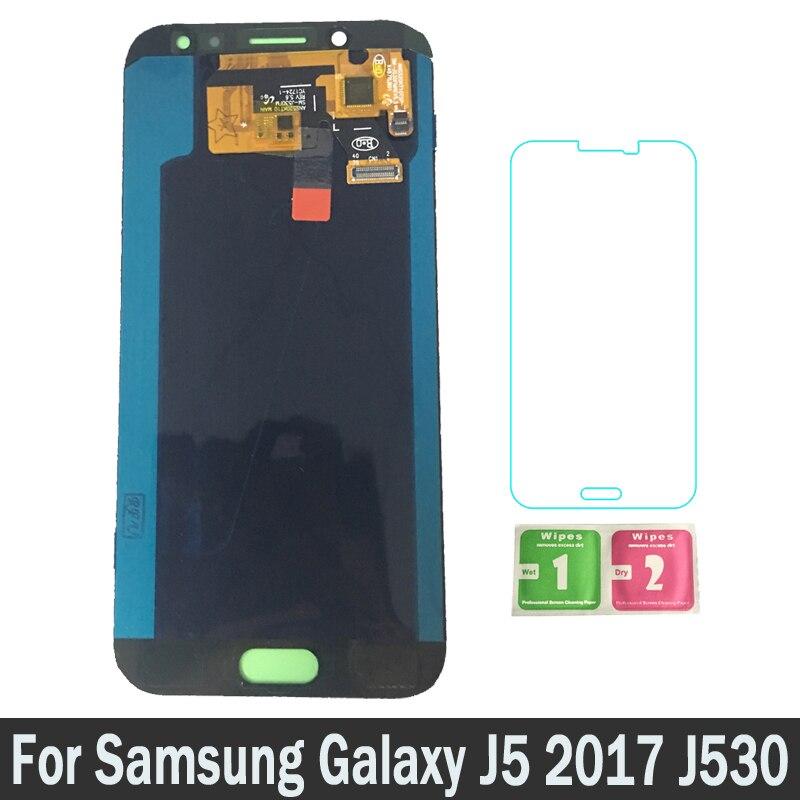 Nouvelles pièces de rechange LCD pour Samsung Galaxy J5 2017 J530 J530F écran LCD écran tactile numériseur assemblée 100% testé